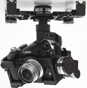 z15 gh3 zenmuse gimbal - Dji Innovations