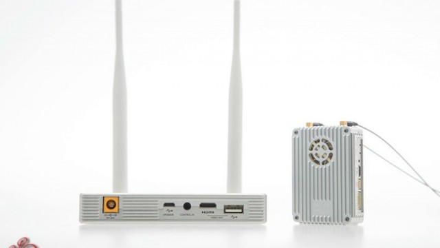 Das Boden- und das Koptermodul (Ground Unit / Air Unit) arbeiten mittels einer digitalen Datenübertragung. Das System erlaubt eine FPV-Videoübertragung in bis zu 1920x1080 Pixeln (Full HD).