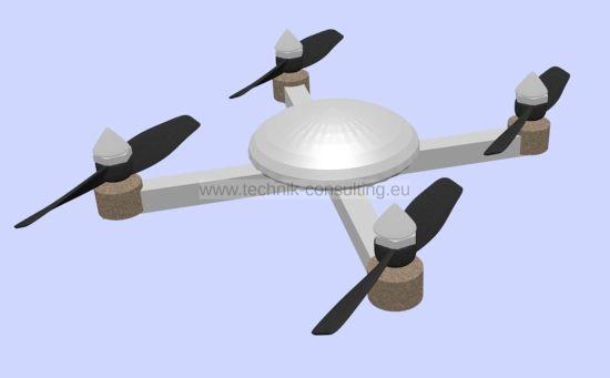 Quadrocopter_langsam