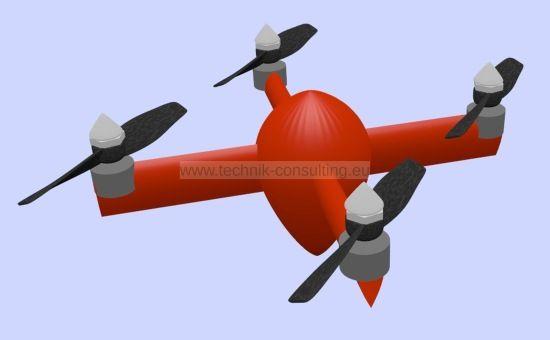 Quadrocopter_schnell