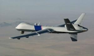 Das US-amerikanische DHS (Department of Homeland Security) nutzt den Predator B vom Hersteller General Atomics in einer unbewaffneten Variante, um Staatsgrenzen und Kontrollübergänge zu überwachen. Foto: http://www.ga.com