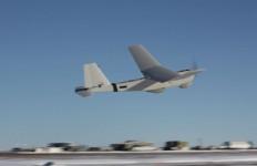 Puma AE vom US-Drohnenhersteller AeroVironment Inc. wurde ursprünglich für das Militär entwickelt. Nun soll die Drohne Ölpipelines inspizieren. © Courtesy AeroVironment, Inc.
