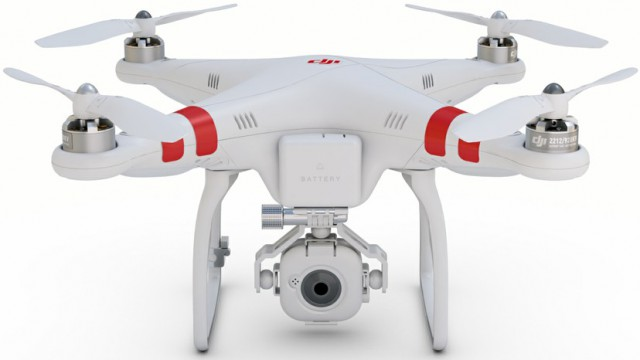 DJI Phantom FC40 Quadrocopter
