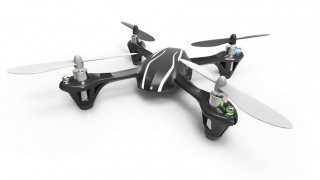 Hubsan X4 H107 Mini-Quadrocopter
