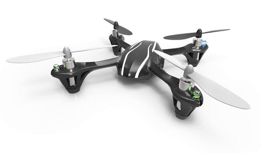 Hubsan X4 H107 Mini-Quadrocopter