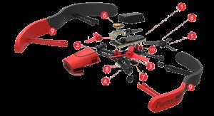 Bebop Quadcopter Drohne von Parrot