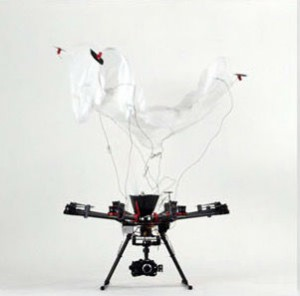 DJI Multikopter & DJI Dropsafe