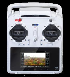 FPV Bildschirm in der Fernsteuerung (ST10)