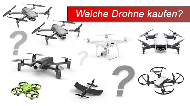 Welche Drohne kaufen?