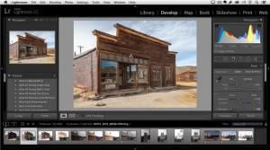 Ein Tutorial auf https://helpx.adobe.com zeigt außerdem, wie Belichtungsreihen in Adobe Photoshop Lightroom CC zu einem surreal wirkenden HDR-Bild zusammengefügt werden können. (Screenshot: Adobe.com)