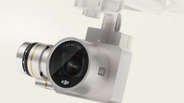 Dji Phantom 3 Kamera 4K