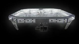 Aexo Drone: Unkaputtbares Außenskelett für Drohnen und Multikopter