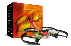 Parrot Airborne Night Drone Blaze Packaging