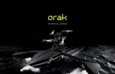 Parrot Hydrofoil Drone Orak