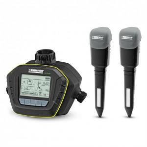 Das neue System dürfte dem bereits bekannten und erhältlichen Bewässerungsautomaten SensoTimer ST 6 DUO eco!ogic ähneln. Es umfasst sowohl Bewässerungsautomat sowie zwei Funksensoren zur Messung der Bodenfeuchte und ist für 179,99 (UVP) erhältlich.