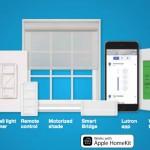 Von Lutron gibt es schon jetzt zahlreiche Produkte, die mit Apple HomeKit kompatibel sind.