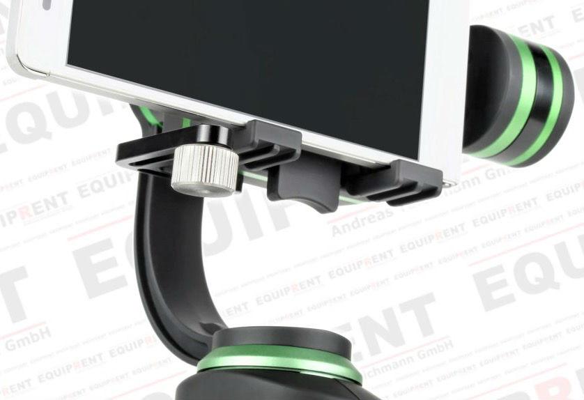 handheld gimbal lanparte hhg 01 f r smartphones test. Black Bedroom Furniture Sets. Home Design Ideas