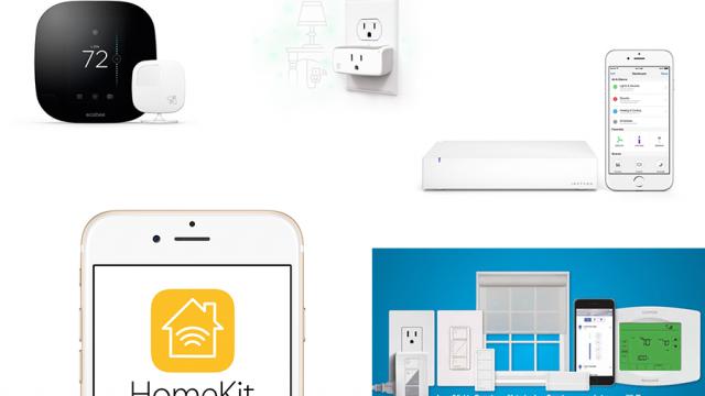 apple home kit infos und kompatible ger te. Black Bedroom Furniture Sets. Home Design Ideas