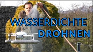 Wasserdichte Drohnen