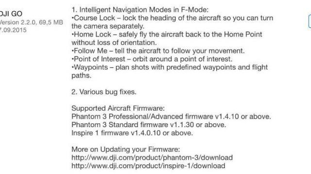 dji phantom 3 advanced update firmware