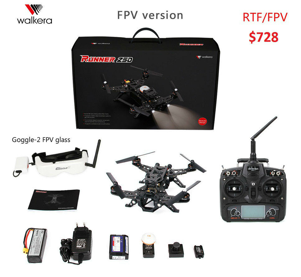 FPV-Version (Ready to Fly)