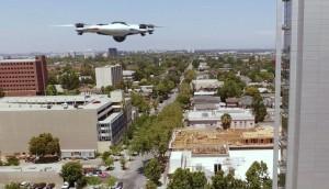 DJI Phantom X Quadrocopter.