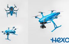 Hexo+-Hexacopter