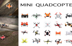 Mini-Quadcopter