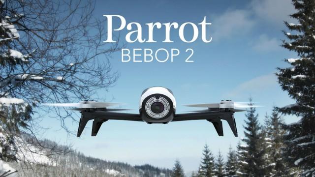 Parrot Bebop Drone 2.