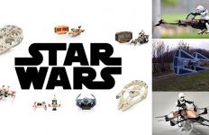 Star Wars Drones & Roboters