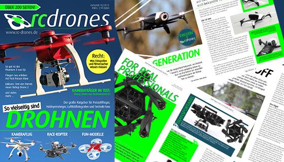 rc drones Magazin