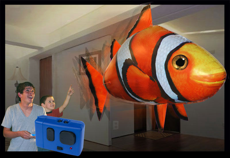 "RC Air Swimmer ""Nemo Clownfish"" (Foto: http://www.wmctoys.com)"