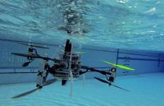Naviator: Wasserdichte Drohne