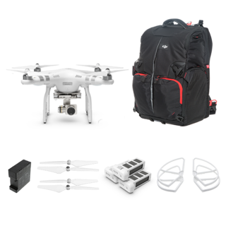 DJI Phantom 3 Advanced Alles was du benötigst