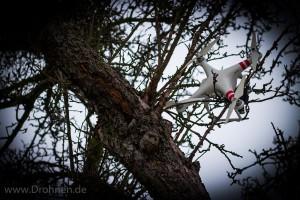 Drohnen Crash - Kaskoversicherung
