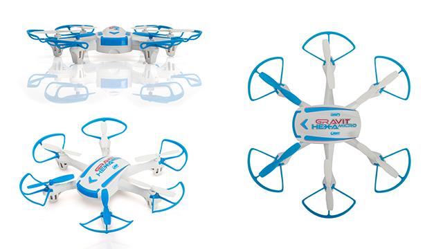 LRP-Gravit-Micro-Hexacopter