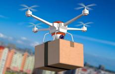 Drohnenlieferdienst