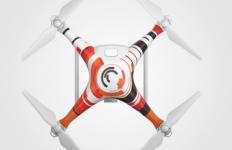 DJI Phantom 4_ Design Digital Tornado