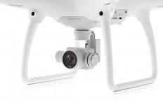 DJI Phantom 4: Kamera und Gimbal.