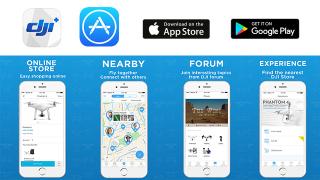 DJI-Discover-App