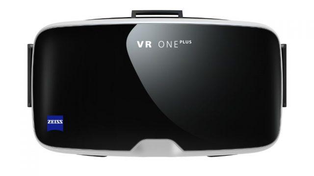 Die ZEISS VR ONE Plus ist eine VR-Brille mit hervorragender optischer Qualität.