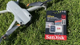 Sandisk Extreme 128GB microSD Speicherkarte Drohne