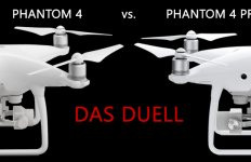 Dji Phantom 4 vs. Dji Phantom 4 PRO