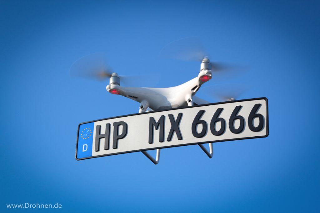 Drohnen Kennzeichen kaufen - Kennzeichnungen und Plaketten für Drohnen
