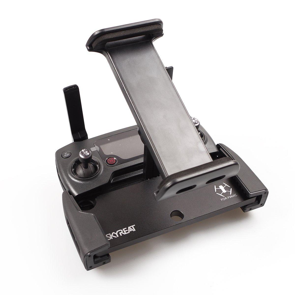 dji mavic pro: tablet-halter und tablet-adapter