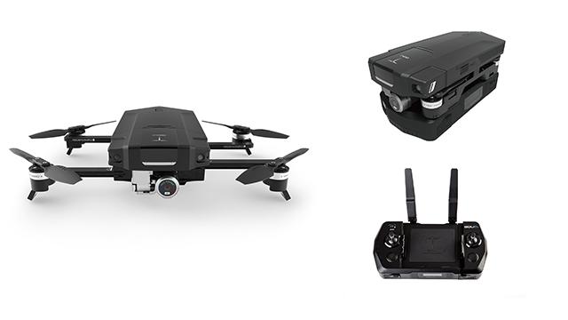 gdu 02 quadrocopter. Black Bedroom Furniture Sets. Home Design Ideas