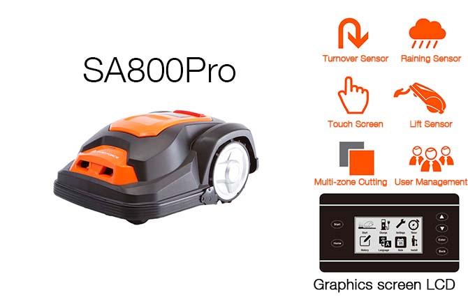 Bedienfeld SA800PRO