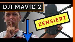 DJI Mavic 2 PRO - DJI Mavic 2 ZOOM Video