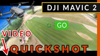 DJI Mavic 2 Pro / Zoom - Quickshots VIDEO