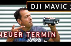 DJI Mavic 2 Zoom & Pro - Termin